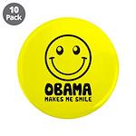 Obama Makes Me Smile 3.5