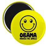 Obama Makes Me Smile 2.25