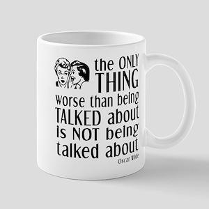 Being talked about - Wilde Mug
