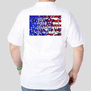 STARS & STRIPES Golf Shirt