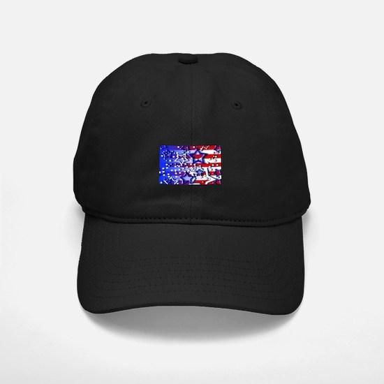 STARS & STRIPES Baseball Hat