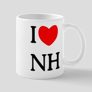 """I Love New Hampshire"" Mug"