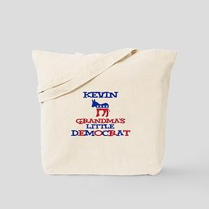 Kevin - Grandma's Democrat Tote Bag