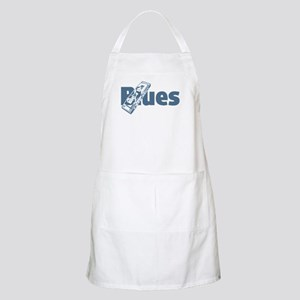 Harmonica Blues BBQ Apron