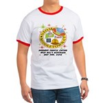 Ufo Front Only Ringer T T-Shirt