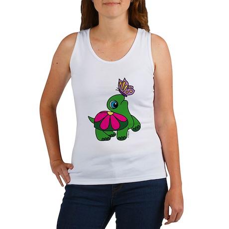 Lil' Turtle Women's Tank Top