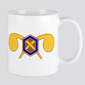 Crossed Retorts Mug