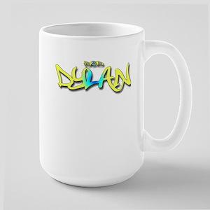 Dylan Large Mug