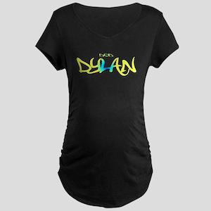 Dylan Maternity Dark T-Shirt