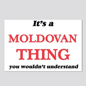 It's a Moldovan thing Postcards (Package of 8)