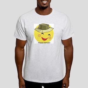 Happy Camper Light T-Shirt