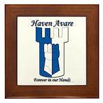 Haven Avare Framed Tile