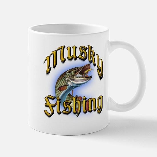 Musky Fishing 2 Mug