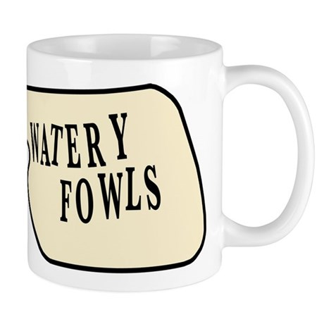 Watery Fowls Mug