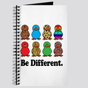 Be Different Ducks Journal