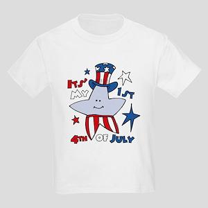 My First Fourth Star Kids Light T-Shirt