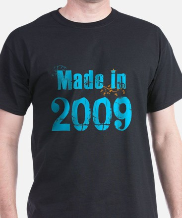Made in 2009 T-Shirt