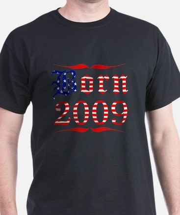 All American born in 2009 T-Shirt