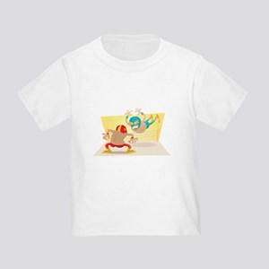 Mexican Wrestling! Toddler T-Shirt