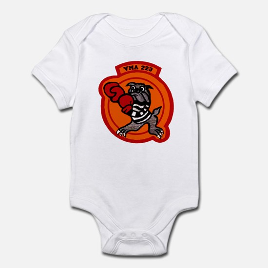 VMA 223 Bulldogs Infant Bodysuit