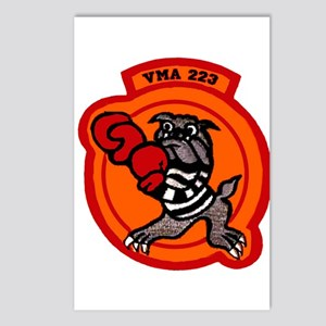 VMA 223 Bulldogs Postcards (Package of 8)