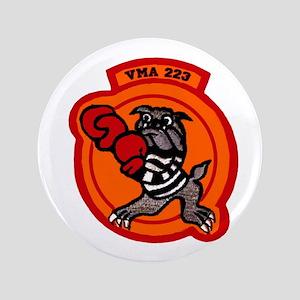 "VMA 223 Bulldogs 3.5"" Button"