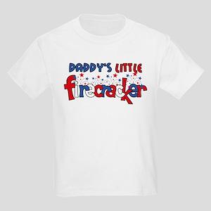 Daddy's Little Firecracker Kids Light T-Shirt