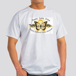 CC Butterfly Tribal Light T-Shirt