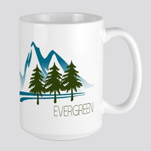EvergreenMountainTest Mugs