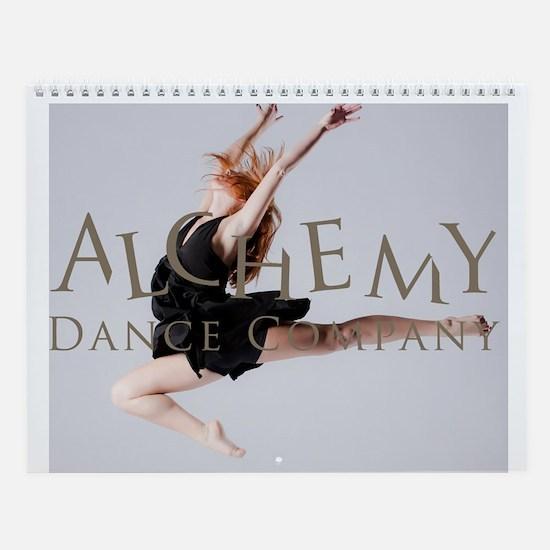 Alchemy Dance Company Wall Calendar