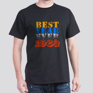 Best year ever 1982 Dark T-Shirt