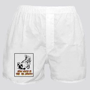 How Much is the Oil Boxer Shorts