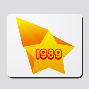 All Star 1989 Mousepad