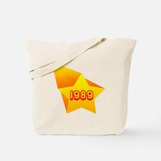 All Star 1989 Tote Bag
