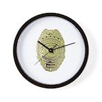 Special Investigator Wall Clock