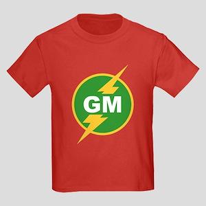 GM Groomsman Kids Dark T-Shirt