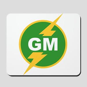 GM Groomsman Mousepad