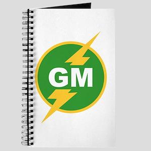 GM Groomsman Journal