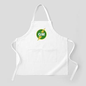 GM Groomsman BBQ Apron