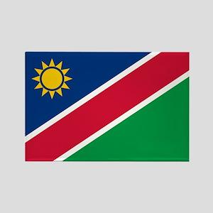 Flag of Namibia Rectangle Magnet