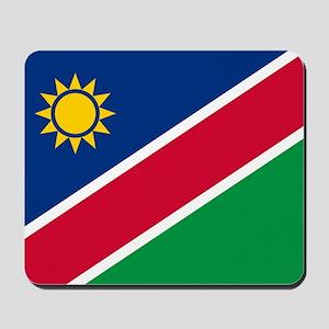 Flag of Namibia Mousepad