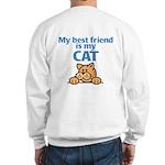 Best Friend (Cat) Sweatshirt