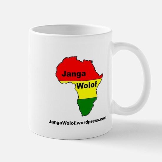 Janga Wolof Logo Mug