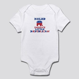 Kaleb - Daddy's Republican Infant Bodysuit