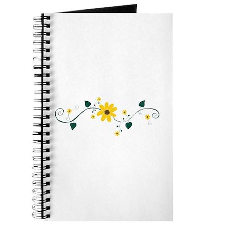 Beach Sunflower-no outline Journal