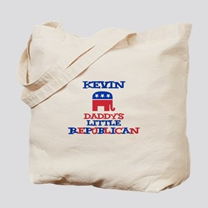 Kevin - Daddy's Republican Tote Bag