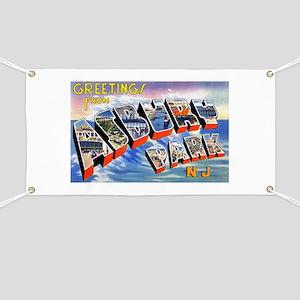 Asbury Park Greetings Banner