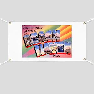 Beach Haven New Jersey Banner