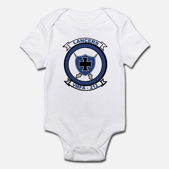 VMFA 212 Lancers Infant Bodysuit