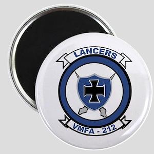 VMFA 212 Lancers Magnet